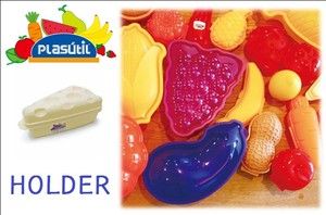 【 Plasutil Industria】 CHEESE HOLDER multi plastic case