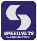 SPD-004/RACING/SPEEDNUTSステッカー