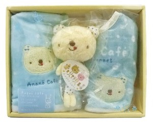 Baby Gift Set /bib/socks/pillow/handkerchief etc
