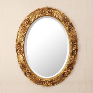 Decorative Wall Mirror Wall Hanging Product Mirror Oval