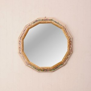 Wall Mirror Wall Hanging Product Mirror Square Shape