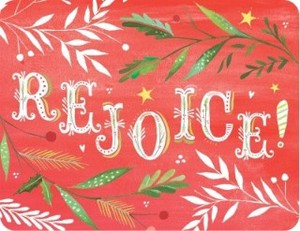 MADISON PARK GREETINGS クリスマスカード <REJOICE>
