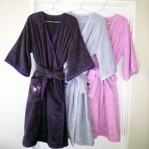 Bathrobe IMABARI TOWEL Feeling Bathrobe