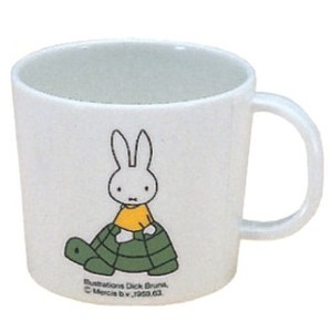 【 MIFFY】 CM-12 MIFFY CUP WITH HANDLE kids melamine cup