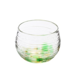 Glass 1Pc Bobbin Glass Green