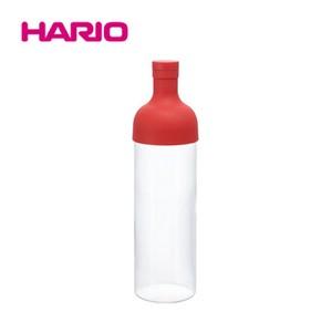『HARIO』フィルターインボトル レッド 750ml FIB-75-R HARIO(ハリオ)