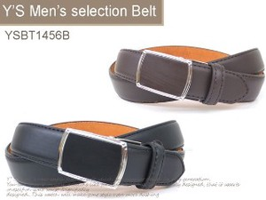 Men's Business Belt Men's Belt Cow Leather Belt One touch 10cm
