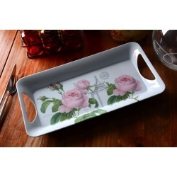creative tops LUXURY HANDLED TRAYS  トレイ <ル ドゥーテ×バラ>