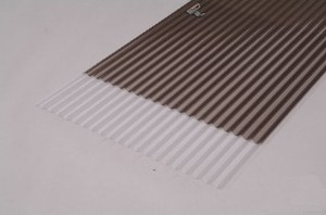 polycarbonate Emboss