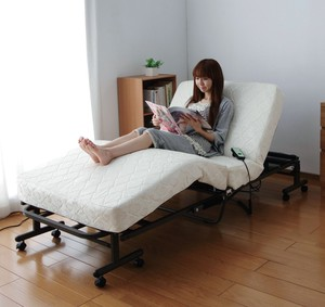 Folded Coil Electric Bed