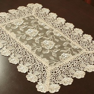 A Moment Lace Table Runner