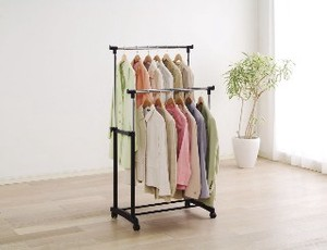 Pipe Clothes Hanger Double