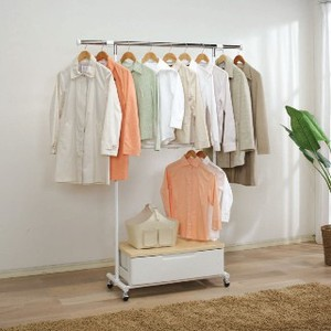 Expansion Pipe Clothes Hanger