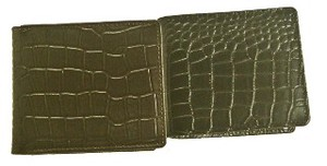 Belts Material Coin Purse Men's Two Wallet