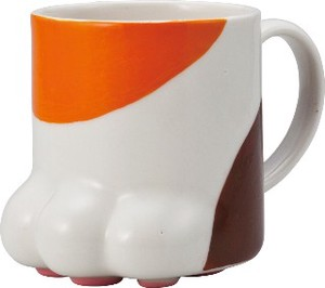 Cat Paw Mugs Mike Cat