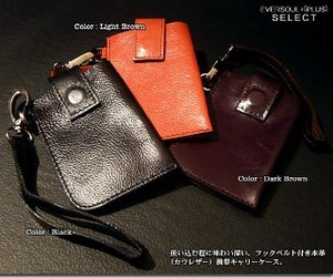 Settlement Special Authentic Specification Genuine Leather Leather Portable Carry Case