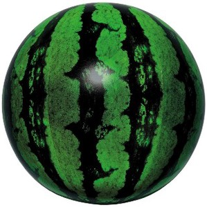 Beach Ball Real Watermelon Balloon