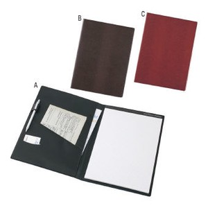 [Stationery] Notebook Clip File Report Pad A4