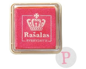Hand Maid Pleasant Stamp Pad Pink