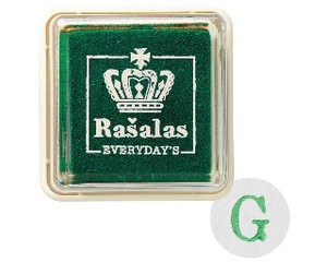 Hand Maid Pleasant Stamp Pad Green
