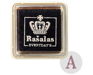 Hand Maid Pleasant Stamp Pad Russet
