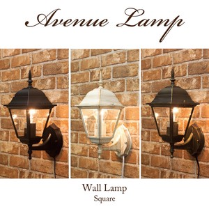 Wall Lamp Square