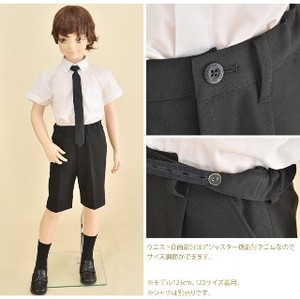 Toddler Boys Formal Half Pants