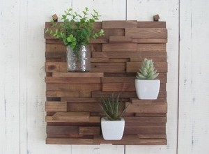 Wall Display Rack