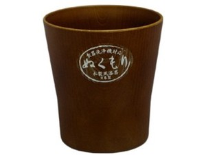 Wood Grain Distilled Spirit Cup