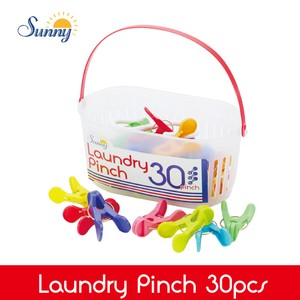 SUN Laundry Pinch Colorful