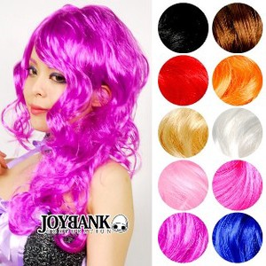 Wave Long Color Cosplay Wig