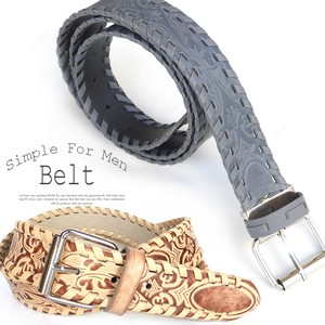 Men's Casual Business Belt Men's Belt Long Full Length