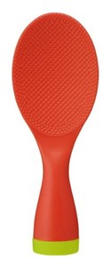 Rice Scoop Red