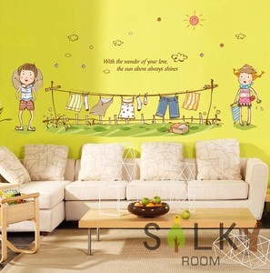 Wall Sticker Kids Life