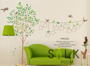 Wall Sticker Photo Frame Life