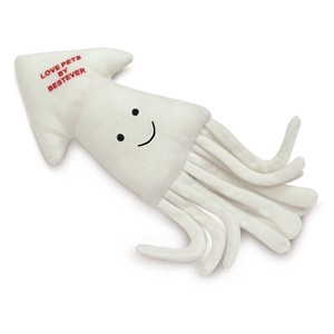 Love Pets Squid / A Fun Silly Dog Toy
