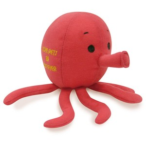 Love Pets Octopus / A Fun Silly Dog Toy