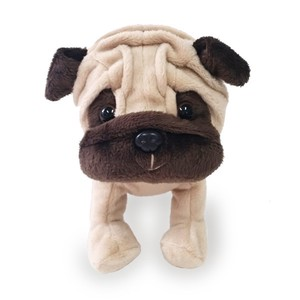 Premium Puppy Pug   (Plush dog / Stuffed Toy)