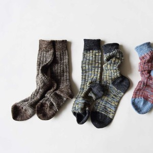 A/W Socks Socks Men's Japan
