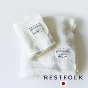[Towel] FACE Towel Organic Cotton Japan