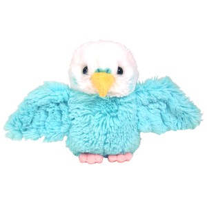 Soft Toy Parakeet