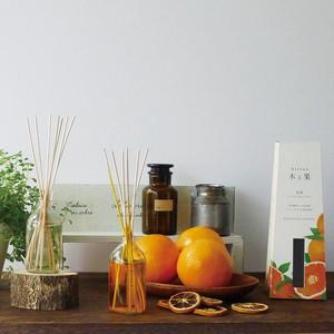 ディフューザー【木と果】消臭剤入りルームフレグランス 日本製