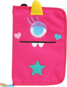 Monster Baby Multi Case Mother And Child Notebook Case