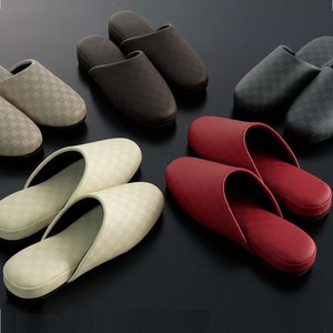Antibacterial Effect Heel Easy Easy Slipper Checker