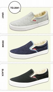 Men's Canvas Sneaker