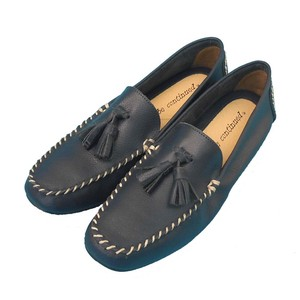 Tassel Attached Genuine Leather Shoes