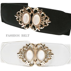 Design Buckle Elastic Belt Belt