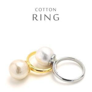 2mm Cotton Pearl Ring Ring Standard