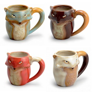 Stone Table Fox Mug