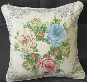 rose Elegant rose Cushion Cover